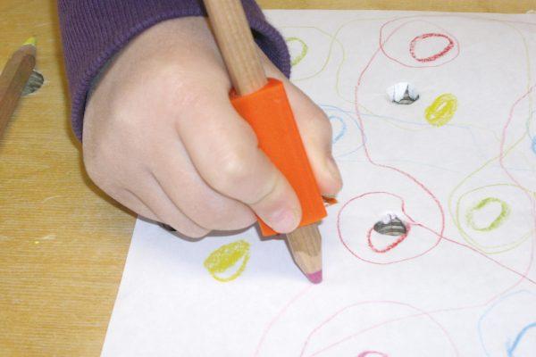 Ergotherapie Kinder Stifthaltung